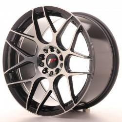 Japan JR18 8.5x18 Black Mach