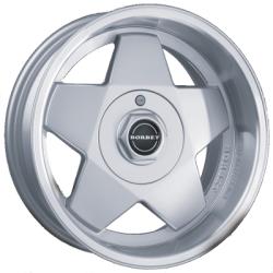 Borbet A 7.5x16 Silver Polish