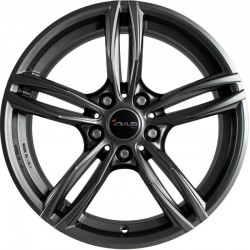 Avus Racing AC-MB3 8.0x18 Anthracite