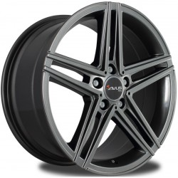Avus Racing AC-515 8.5x18 Anthracite