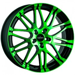 Oxigin oxrock 14 11.0x20 Neon Green Polish