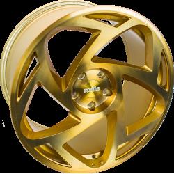 Radi8 R8S5 8.5x19 Gold