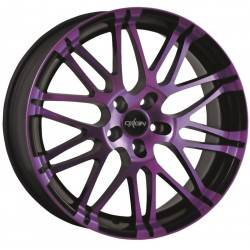 Oxigin oxrock 14 10.0x22 Matt Purple