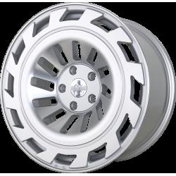 Radi8 T12 9.5x18 Silver