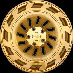 Radi8 T12 8.5x19 Gold