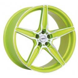 Oxigin 21 Oxflow 10.5x20 Liquid Green Polish
