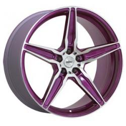 Oxigin 21 Oxflow 8.5x19 Liquid Purple Polish