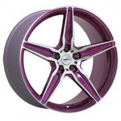 Oxigin 21 Oxflow 10.5x20 Liquid Purple Polish