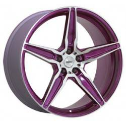 Oxigin 21 Oxflow 11.5x21 Liquid Purple Polish
