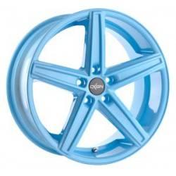 Oxigin 18 concave 7.5x17 Neon Blue