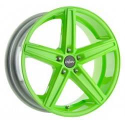 Oxigin 18 Concave 11.5x22 Neon Green