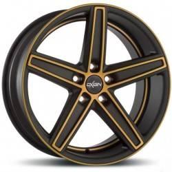 Oxigin 18 concave 7.5x18 Brown Gold Polish Matt