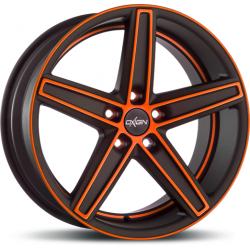 Oxigin 18 concave 7.5x18 Orange Polish Matt
