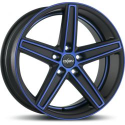 Oxigin 18 concave 8.5x18 Blue Polish Matt