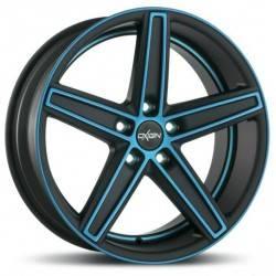 Oxigin 18 Concave 7.5x19 Light Blue Polish Matt