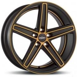Oxigin 18 Concave 10.5x20 Brown Gold Polish Matt