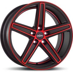 Oxigin 18 Concave 10.5x20 Red Polish Matt