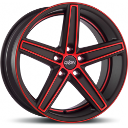 Oxigin 18 Concave 10.5x21 Red Polish Matt