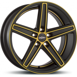 Oxigin 18 Concave 11.5x22 Gold Polished Matt