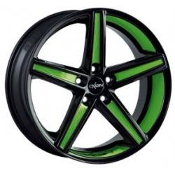 Oxigin 18 concave 7.5x18 Foil Green