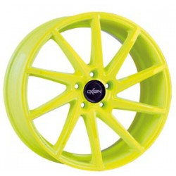 Oxigin Attraction 20 9.0x20 Neon Yellow