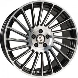 EtaBeta Venti R 10.5x20 Black Polish