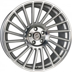 EtaBeta Venti R 9.0x19 Silver Polish