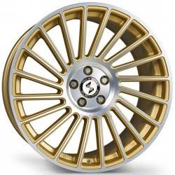 EtaBeta Venti R 7.5x18 Gold Polish