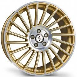 EtaBeta Venti R 8.0x18 Gold Polish