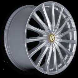 EtaBeta Pregio 8.0x17 Silver