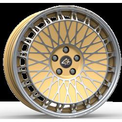 EtaBeta EB40 8.5x19 Gold Matt Full Polish