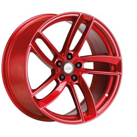 Dlw Elite 11.0x19 Red Polish