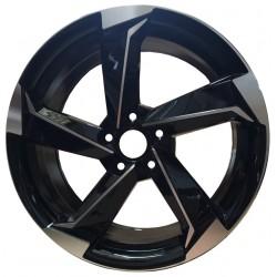 A9 8.5x19 Glossy Black