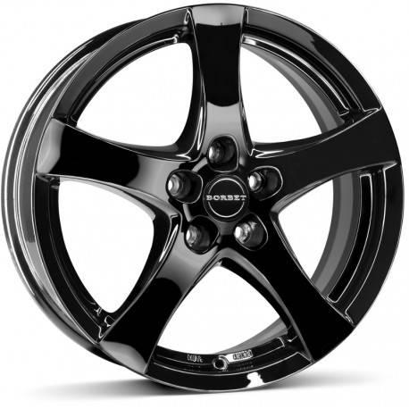 Borbet F 8.0x18 Black Glossy
