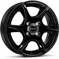Borbet TL 6.5x16 Black GLossy