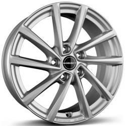 Borbet VT 7.5x17 Crystal Silver