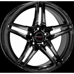 Borbet XR 7.5x17 Black Glossy