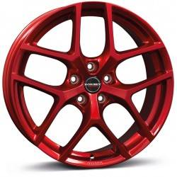 Borbet Y 8.0x19 Candy Red