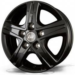 Borbet CWD 6.0x16 Black Glossy