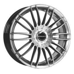Borbet cw3 7.5x18 Silver