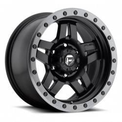 Fuel Anza D557 9.0x20 Black