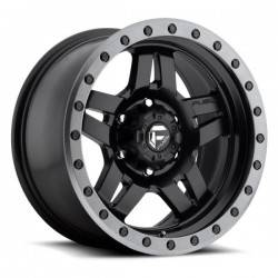 Fuel Anza D557 10.0x20 Black