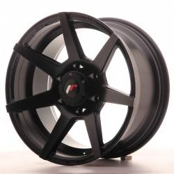 Japan JRX3 8.5x17 Matt Black