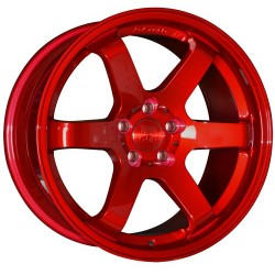 Bola B1 7.5x17 Candy Red
