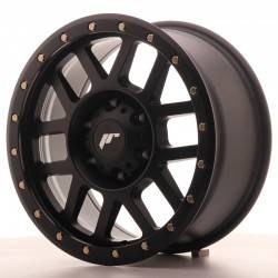 Japan JRX2 8.0x17 Matt Black