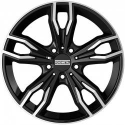 Fondmetal Alke 9.5x20 Black Machined