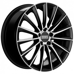 Fondmetal Aidon 8.0x19 Black Machined