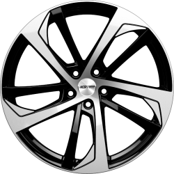 Gmp Katana 8.0x18 Black D.