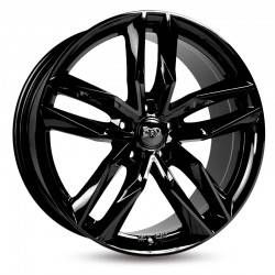 Mam Rs3 8.0x18 Black Painted