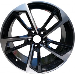 New RS5 2 7.5x17 Black